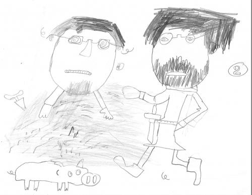 Les deux Didier dessin enfant Maroc 2014.jpeg